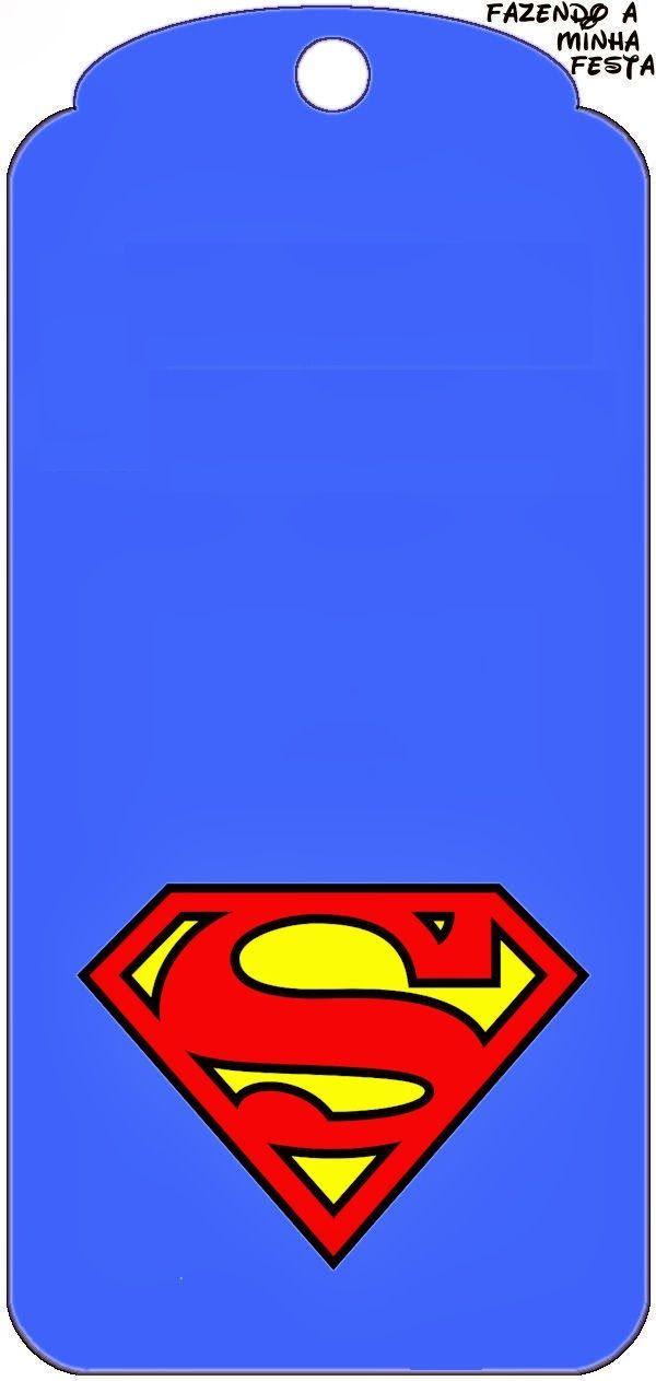 Pin De Joana En Superman Invitaciones De Superman Fiesta