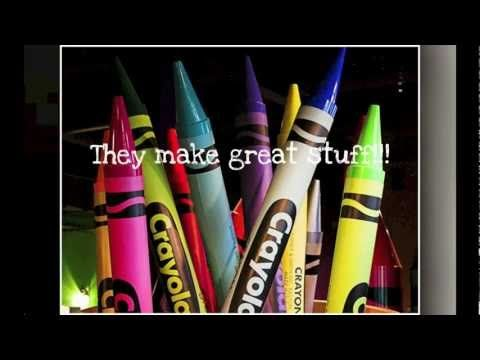 how to take apart a crayola marker