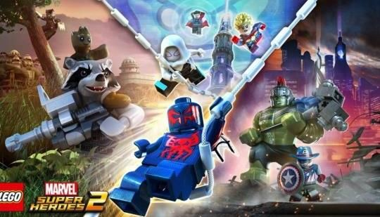 Lego Marvel Super Heroes 2 Review - More Like Lego Avengers 2, Amirite?   MonsterVine: Lego Marvel Super Heroes 2 successfully builds on…