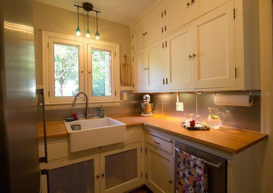 The Kitchn web site's small cool kitchen contest. Great organizational ideas for spaces small and large.