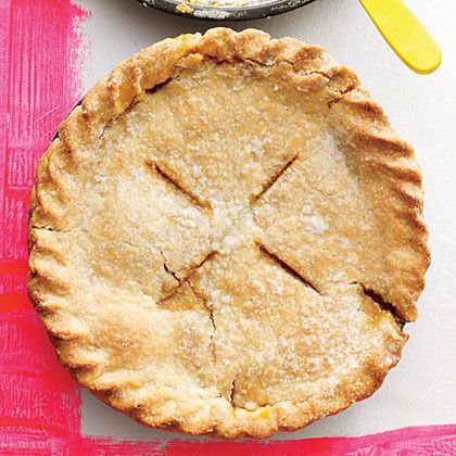 Shaker-ish Lemon Pie by Cooking Light | American Desserts | Pinterest