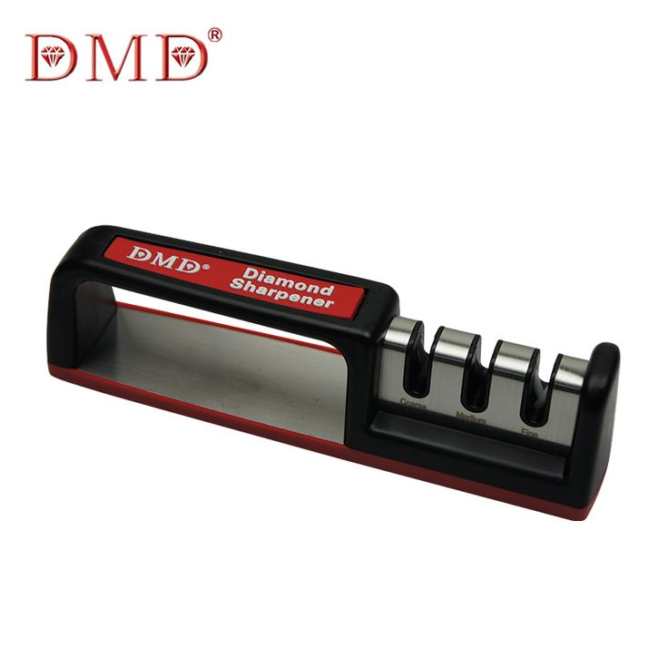 DMD three-stage  diamond carbide ceramic kitchen knife sharpener sharpening rod for Household Sharpener Kitchen Knives Tools #clothing,#shoes,#jewelry,#women,#men,#hats,#watches,#belts,#fashion,#style