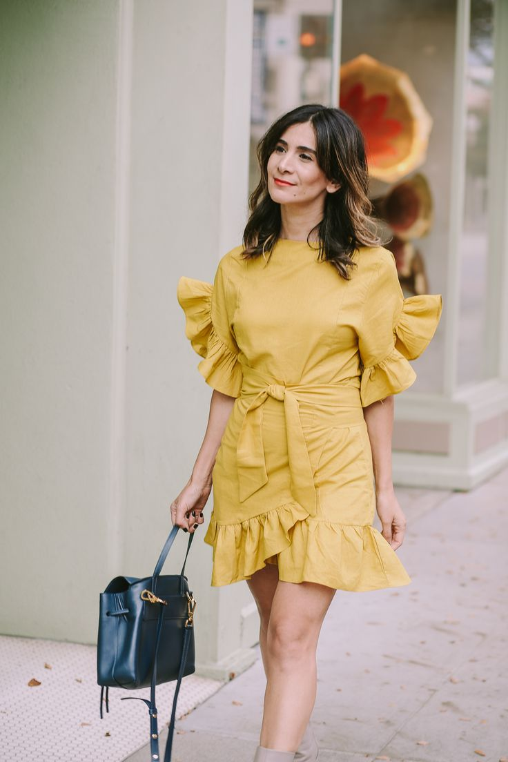 how to wear chartreuse dress outfit ideas