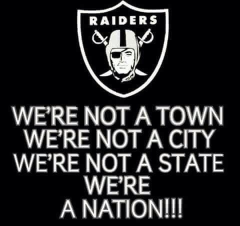 Raider Nation                                                                                                                                                                                 More