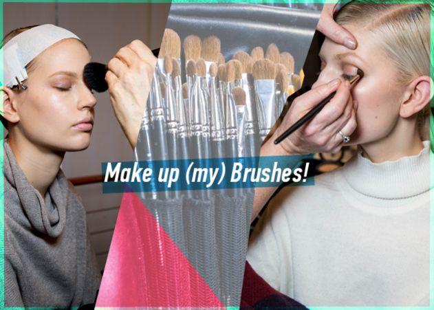 10 πράγματα που δεν σου έχει πει κανείς για τα πινέλα μακιγιάζ (και που πρέπει να ξέρεις)! - Tlife.gr