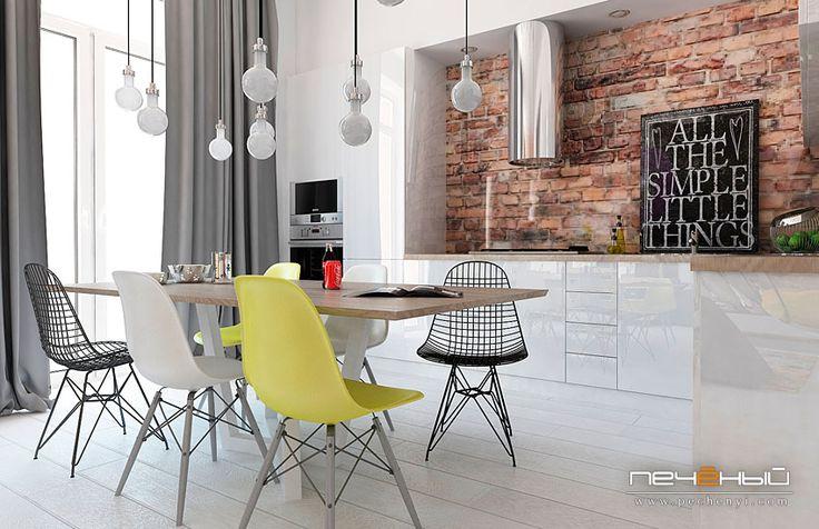 гостиная кухня 30 кв м, гостиная-кухня, кухня-гостиная, кухня совмещенная с гостиной, кухня гостиная в стиле лофт, студия Антона Печеного, студия дизайна Антона Печеного, студия дизайна интерьера Антона Печёного