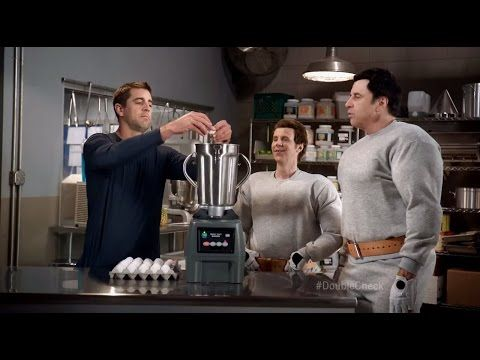 """State Farm® :60 Commercial: """"Trainers"""" w/Aaron Rodgers and Hans & Franz (Dana Carvey & Kevin Nealon) - YouTube"""
