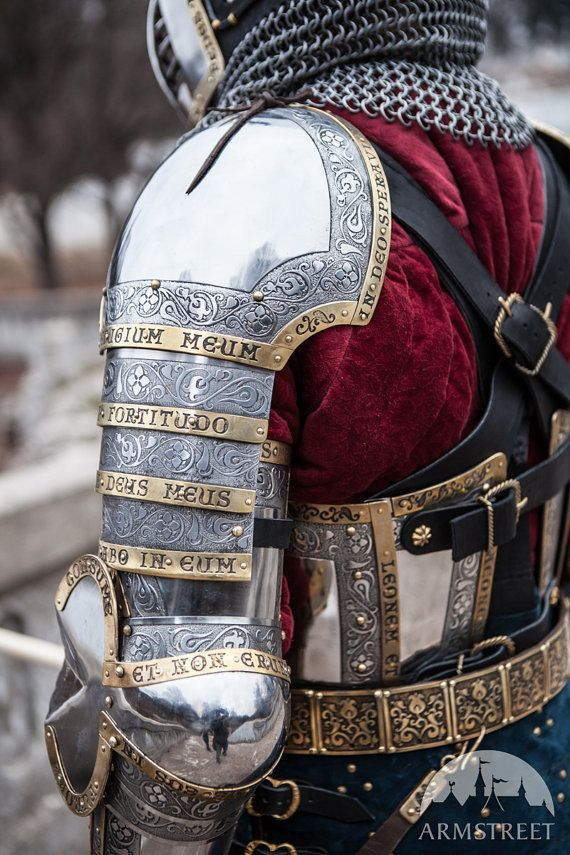 DISCOUNTED PRICE Medieval Armor Kit in Western style by armstreet