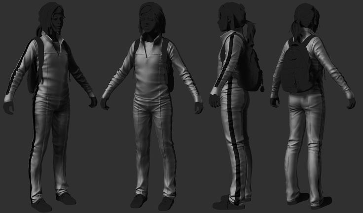 The Last of Us - Character Sculpts (+ images Pg 8 & Pg 12) - Page 8