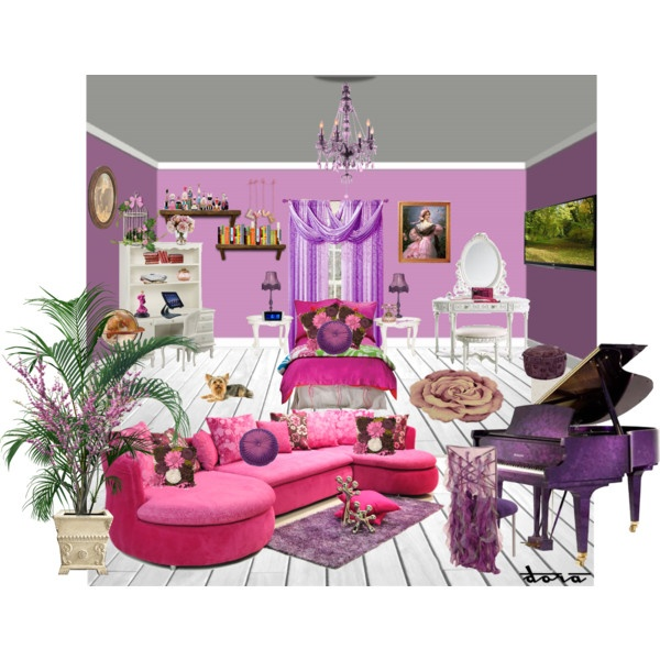 A Spoiled Girl S Bedroom By Marilyn Monroe Wanna Be On Polyvore