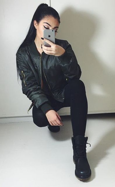 25 best ideas about black timberland outfits on pinterest