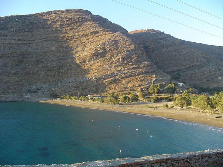 Pisses Beach, Kea #mysteriousgreece