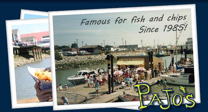 Good old days! at the wharf, Steveston ,BC
