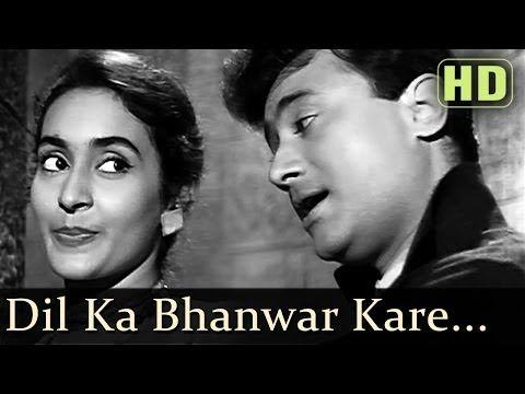 Dil Ka Bhanwar - Dev Anand - Nutan - Tere Ghar Ke Samne - Old Hindi Songs - S.D. Burman - YouTube