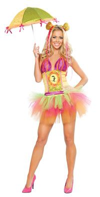 Sexy Rainbow Tutus For Adults Costumes   Seasonal Holiday Guide
