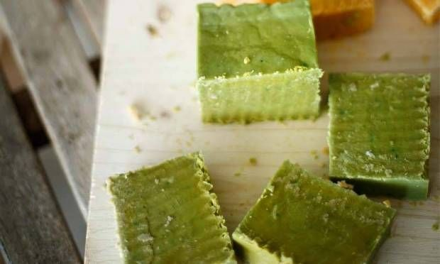 Yazin Saclara Dogal Bakim Bittim Sabunu Food Feta Cheese