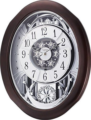 Rhythm Clocks Anthology Espresso Wall Clocks -- Check out this great product.