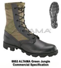 Altama Jungle Boots