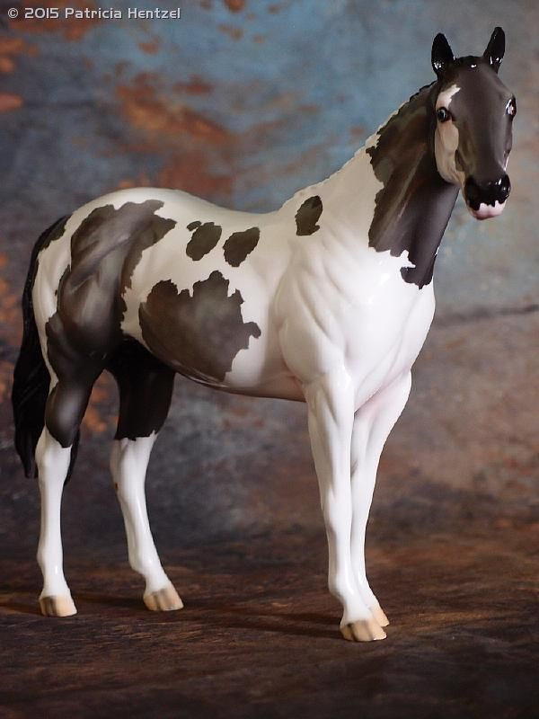 PS Model Horse Co. Customs 2008