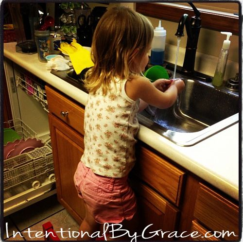 Preparing for Baby {Stocking My Freezer: Part 2} - Intentional By Grace