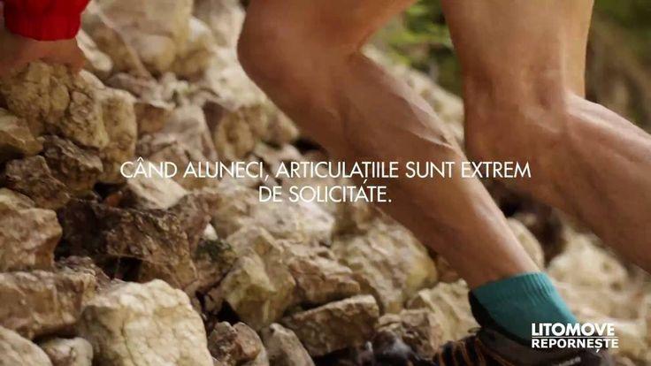 Litomove - Îmbunătățește flexibilitatea articulațiilor