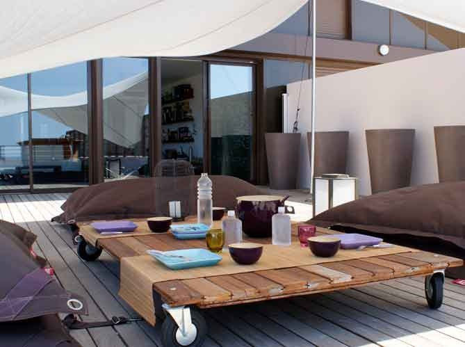 #table #basse #terrasse
