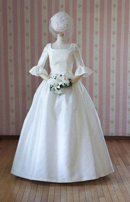ローブ・ドゥ・マリエ セツコアオキ No.24-0038 | ウエディングドレス選びならBeauty Bride(ビューティーブライド)