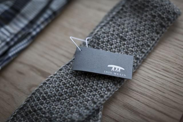 Irish Knitwear from Inis Meain