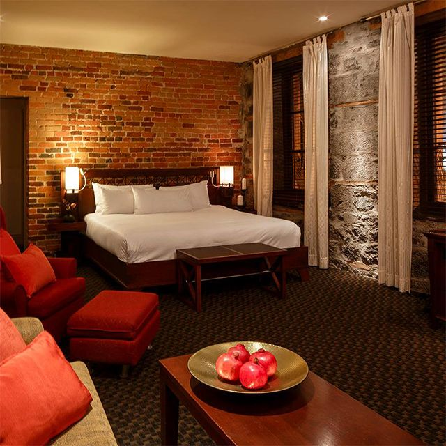 Hotel Nelligan In Montreal