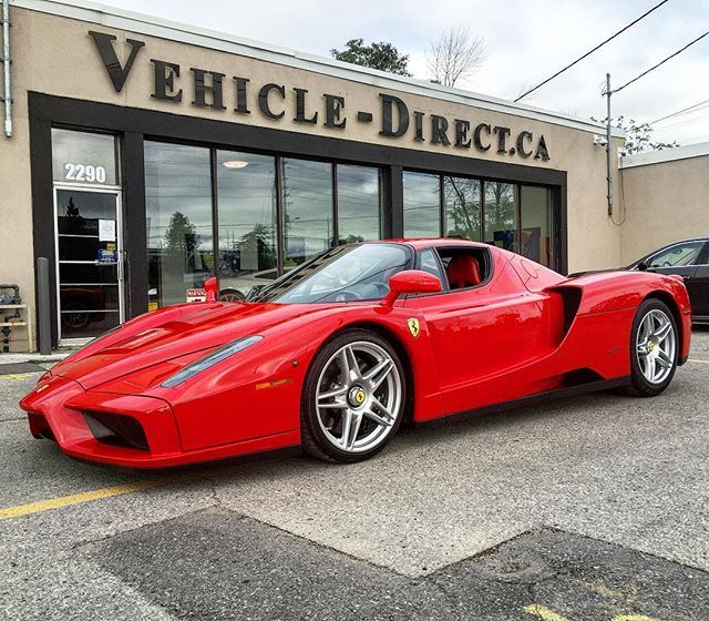 **SOLD** 2003 Ferrari Enzo 4,000 Miles #VehicleDirect