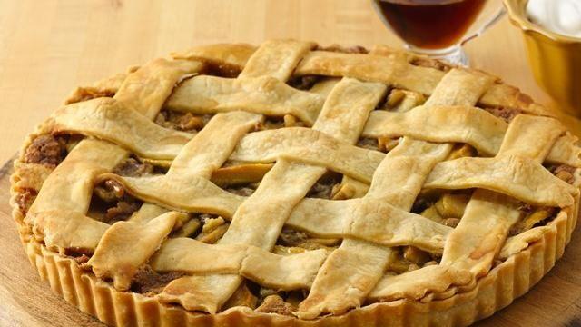 """""""Mapple"""" (Maple & Apple) Walnut TartYummy Desserts, 2008 States, Maple Apples Combinations, Tarts Recipe, Tasty Maple Apples, Mapple Tarts, Mapple Maple, Apples Walnut, Walnut Tarts"""