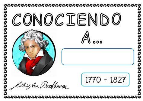 Primero fue Mozart, luego Tchaikovsky y ahora... Beethoven. El compositor que vamos a trabajar durante este mes es Beethoven. Conoceremos u...