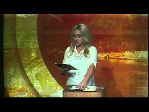 Hearing God's Voice - Havilah Cunnington - YouTube: this honestly changed my life