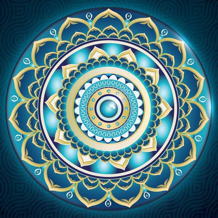 Karrier mandala - II - Freedom Flow FengShui Webshop by Skultéty Andrea