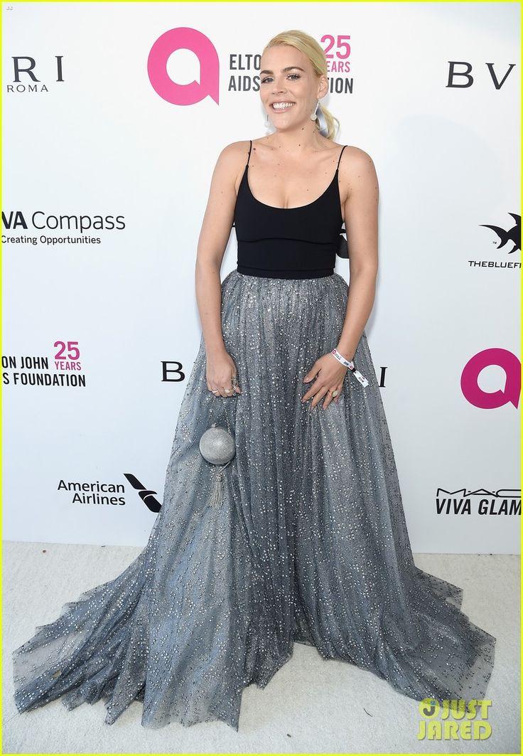 Busy Philipps & Nicole Scherzinger Join More Stars at Elton John's Oscars Party