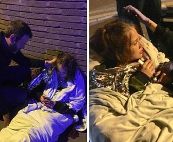Le avisaron que su hija estaba en el hospital tras atentado en Manchester. Luego él publica una foto