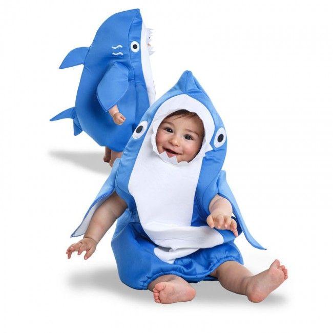 Déguisement Requin Bleu bébé #costumespetitsenfants #nouveauté2017