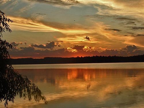 Grand Rapids, MN - Lake Pokegama.  Where I learned to waterski