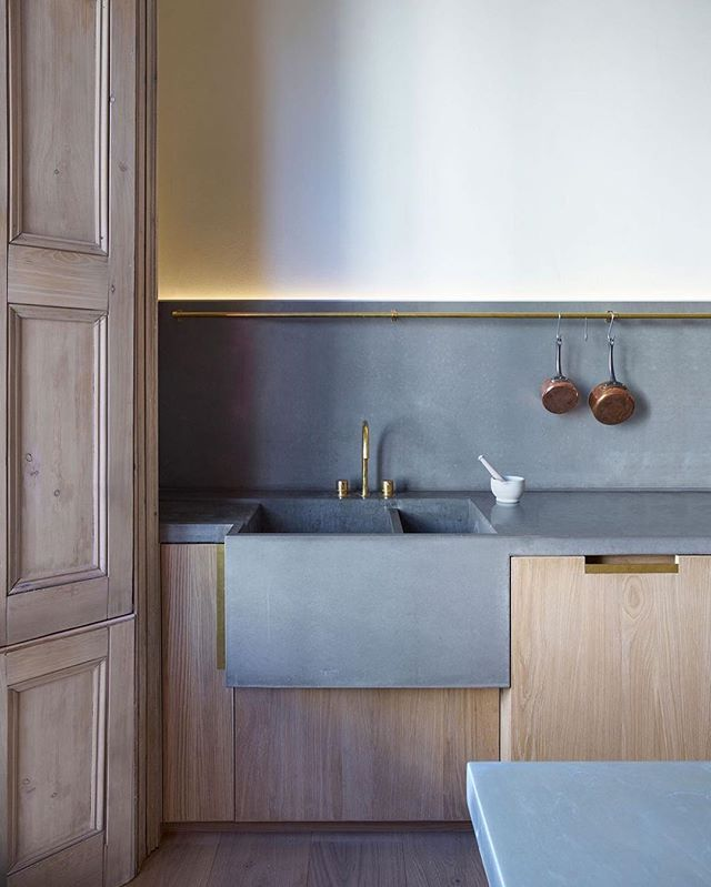 Ladbroke Grove, London McLaren Excell Architects MInimalist Kitchen
