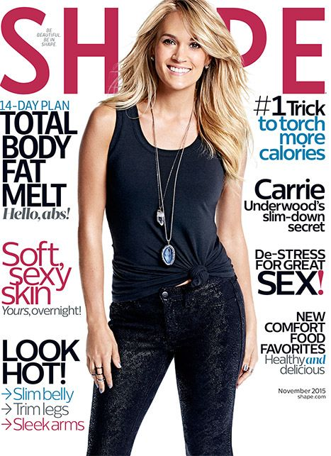 Carrie Underwood's Secret to a Flat Belly Is to Eliminate This From Dinner - http://www.hollywoodfame.com/carrie-underwoods-secret-to-a-flat-belly-is-to-eliminate-this-from-dinner.html
