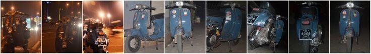 #MyToys #Toys #LoveVespa #Vespa #Scooter #Vintage #pts #excel #150cc #Buluk #