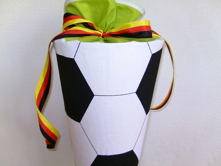 Fußball Schultüte