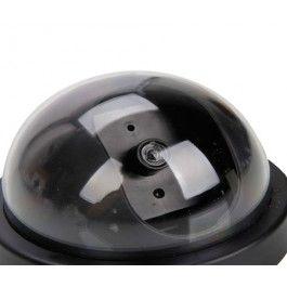 Bubble Dome Mock Security Camera