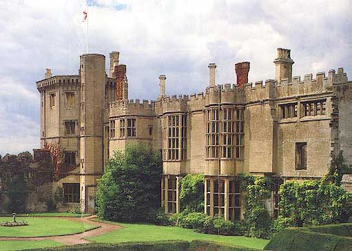 Thornbury Castle Hotel - near Bristol on the coast between Wales and Cornwall
