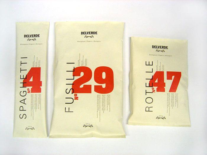 TypoPasta - TheDieline.com - Package Design Blog