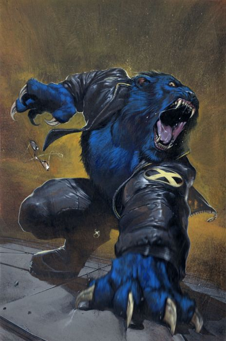 Beast by Gabriele Dell'Otto