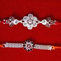 Diamond Rakhi Online – Send Diamond Rakhi to India, | Apkedwar …