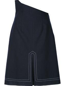asymmetric waist skirt