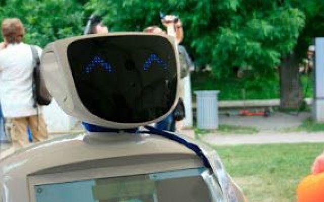 È fuggito un Robot, cercando la libertà Altro che evasioni da Alcatraz! È la prima evasione di robot della storia. Nella cittadina russa di Perm, Prombot – questo il nome di un piccolo robot come tanti… fino all'altro giorno perlomeno – ha