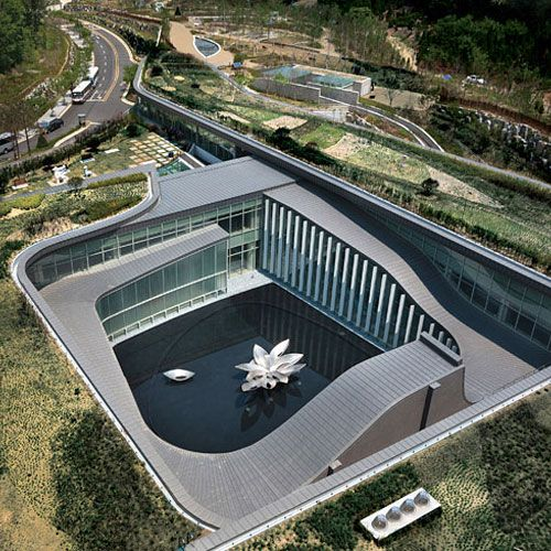 Designers Party : Seoul Memorial Park : HAEAHN Architecture